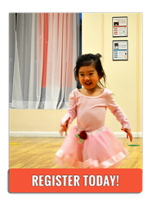 Dance Register Today - Photo by Chelsea Schadewald