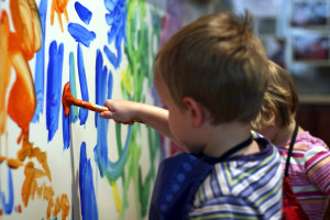pre-school art classes 2