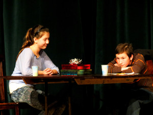 Play Writing 1 - Photo by Andy Iorio