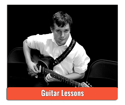 Private Guitar Lessons - Photo by Andy Iorio