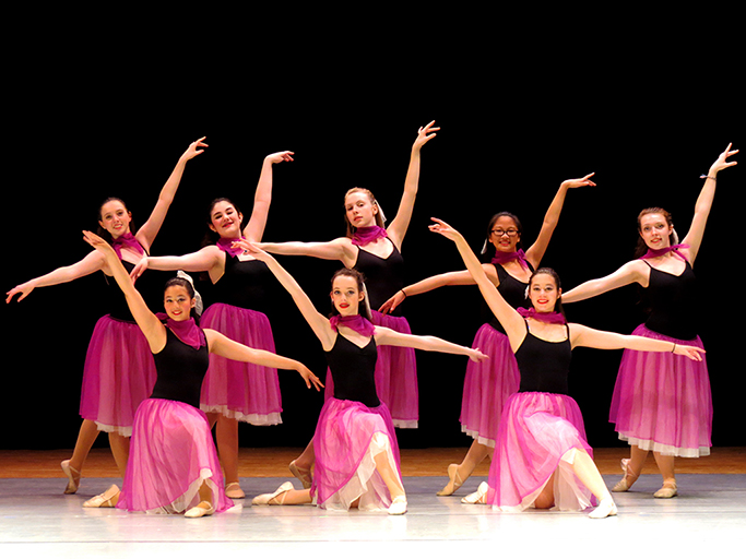 Ballet Dance 1 - Photo by Andy Iorio