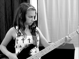 Bass Guitar Lessons - Photo by Andy Iorio