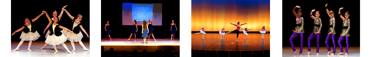 Dance Class Combo - Photo by Andy Iorio