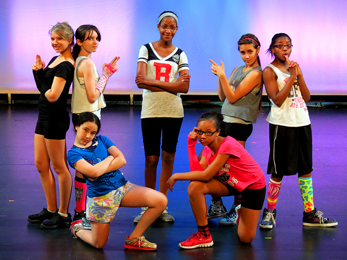 Hip-Hop Dance 1 - Photo by Andy Iorio