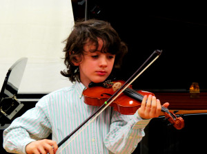 Strings Lessons 2 - Photo by Andy Iorio