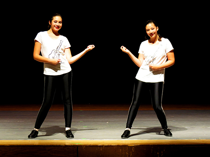 Tap Dance 1 - Photo by Andy Iorio